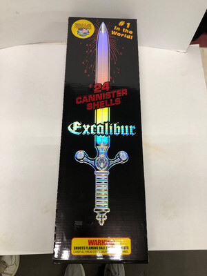 Excalibur (24 Pack)