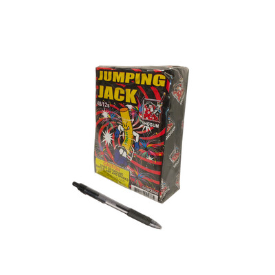 Jumping Jack (48/12s Pack)
