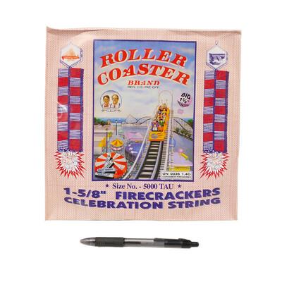Roller Coaster Firecrackers (Box)