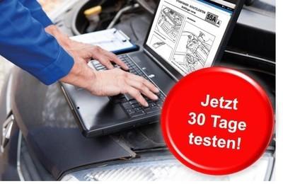 ALLDATA Original Werkstattdaten - 30 Tage Test