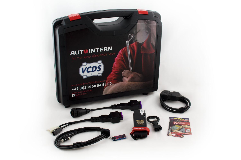 VCDS Werkstattkoffer HEX-NET / WIFI-Verbindung