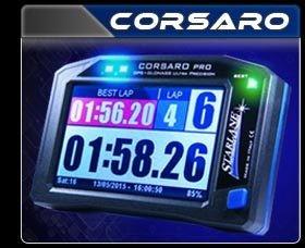GPS Laptimer Corsaro, Motorrad / Auto & Kart