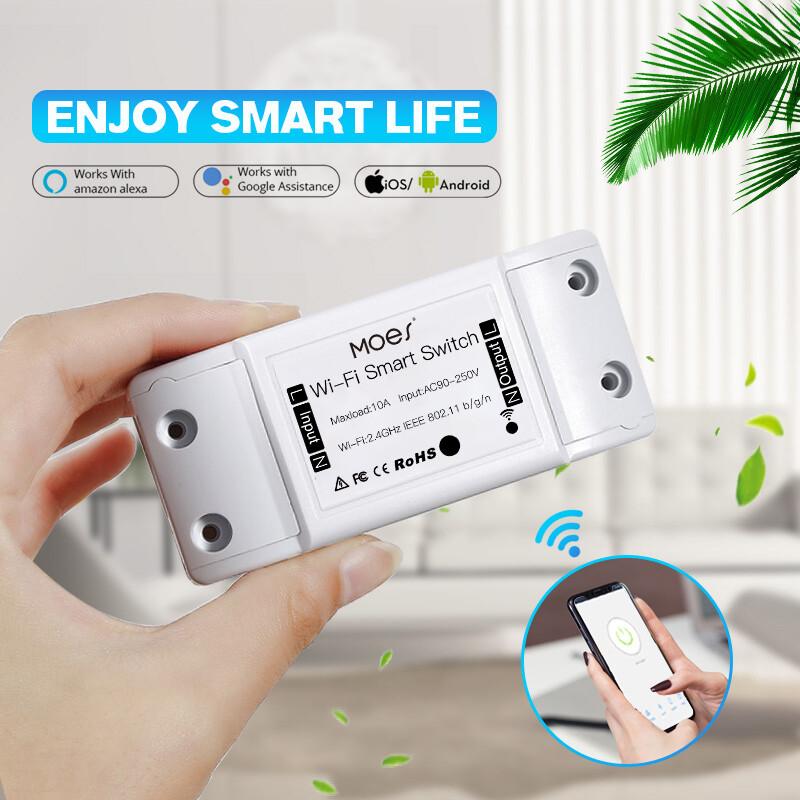 DIY WiFi Smart Universal Breaker
