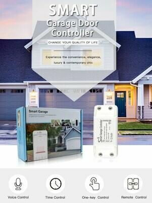 WiFi Smart Garage Door Controller