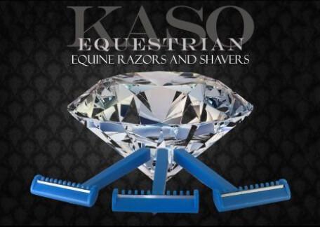 KASO Equestrian Razors