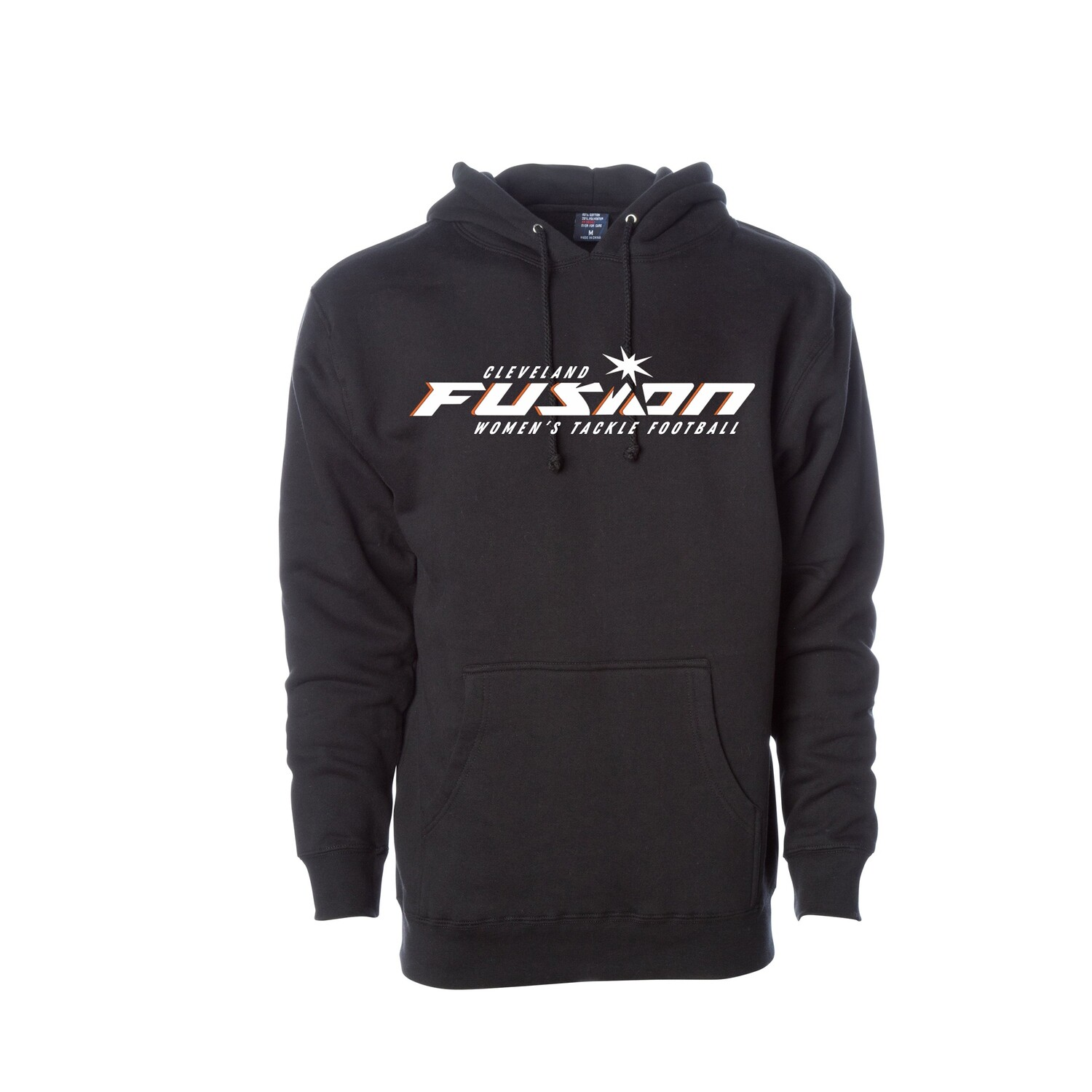 Hooded Sweatshirt (Black)