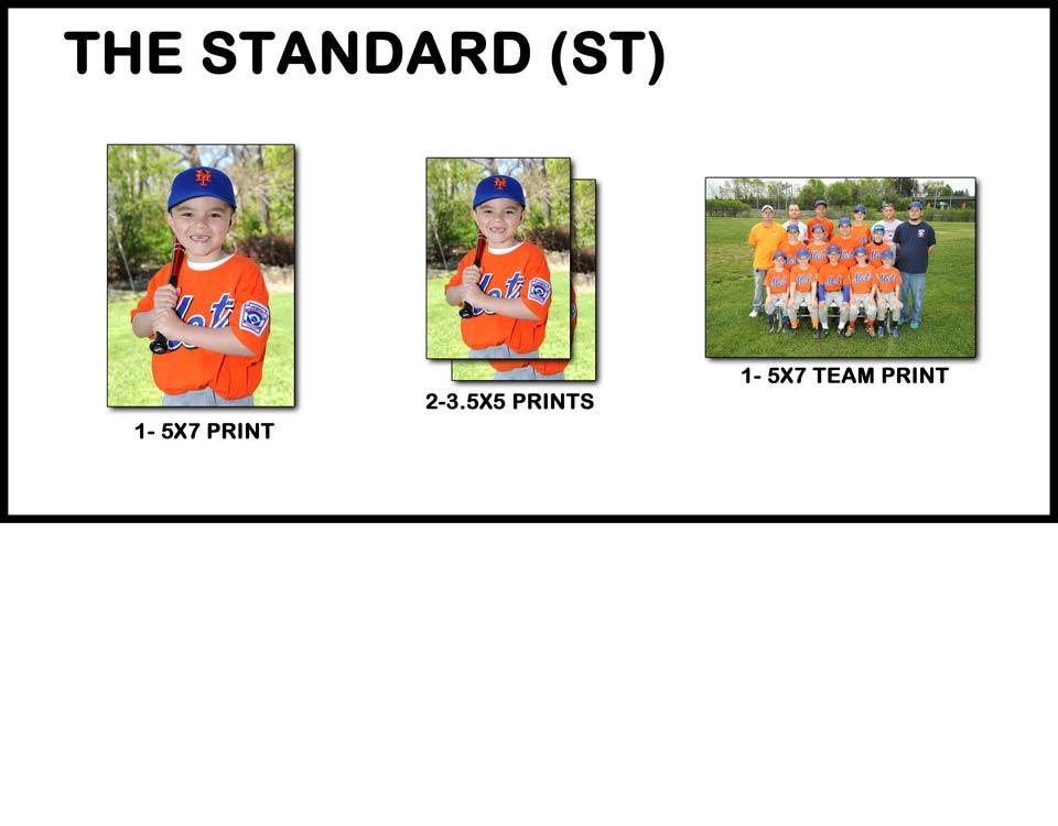 ST - The Standard Sports Package