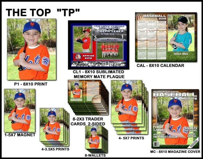 TP - The TOP Sports Package with Plaque