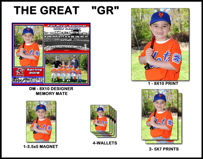 GR- Great Classic Sports Package