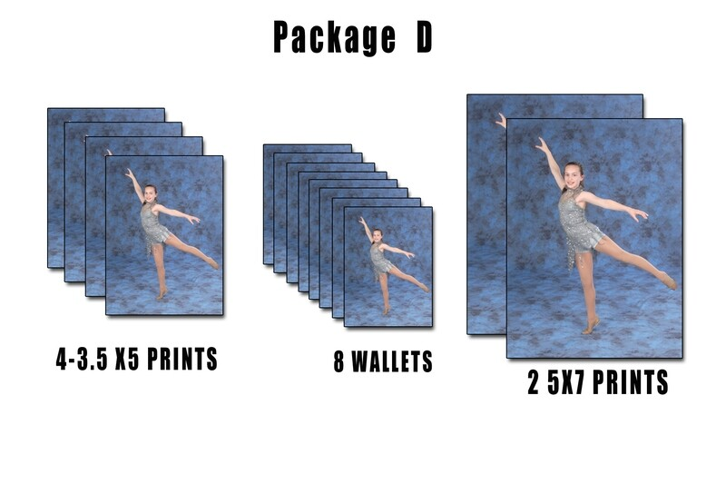 Dance Package D