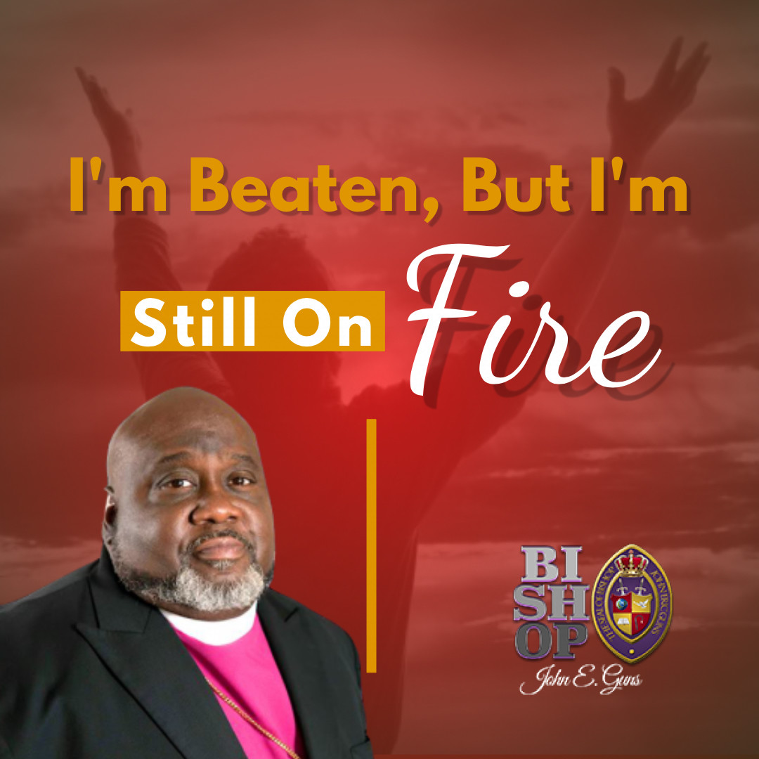 I'm Beaten, But Still On Fire (MP3)