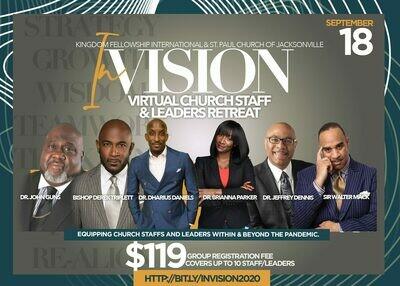 InVision Virtual Staff Retreat Individual Registration