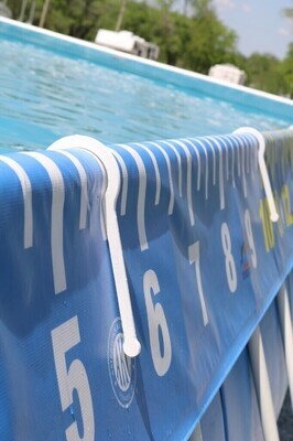 Pool Banner Clips