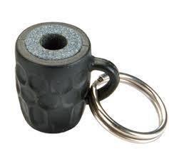 Beer Barrel Sharpener - Keyring