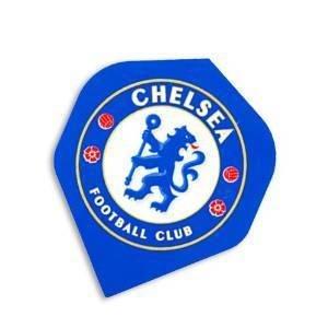 Chelsea Football Darts FLIGHTS