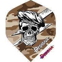 Designa -Camo Skull Dilligaf