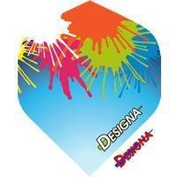 Designa - Colourful Splats