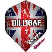 Designa -Union Jack Dilligaf