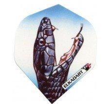Elkadart Darts FLIGHT - Black Mamba