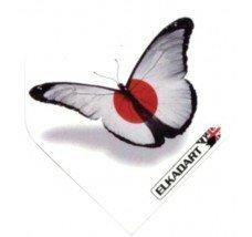 Elkadart Darts FLIGHT - Butterfly