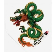 Elkadart Darts FLIGHT - Dragon