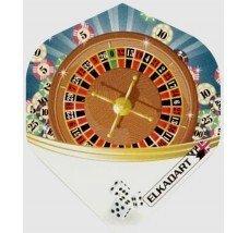 Elkadart Darts FLIGHT - Roulette