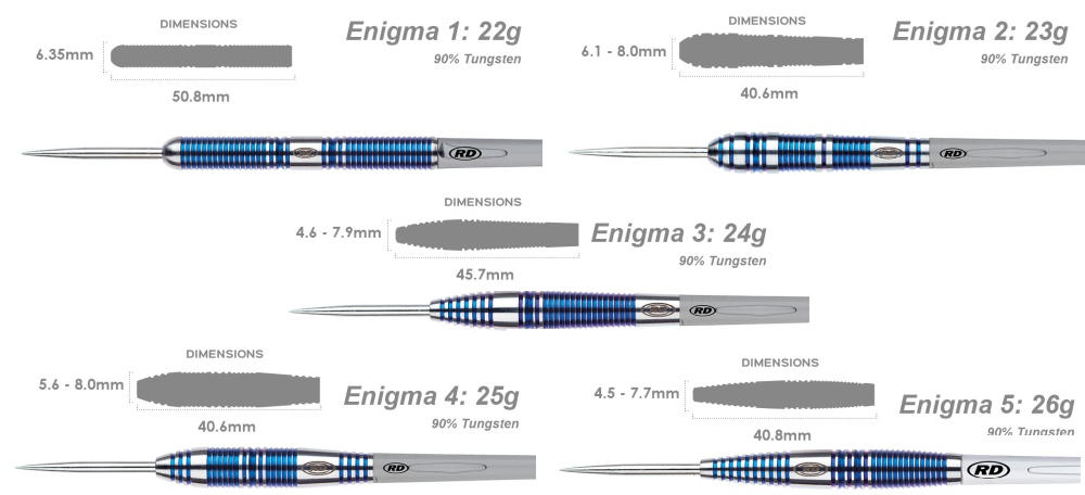 Enigma Darts