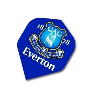 Everton Football Darts FLIGHT