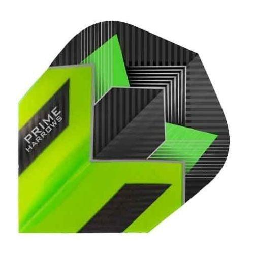 Harrows Prime Darts Flights - Green