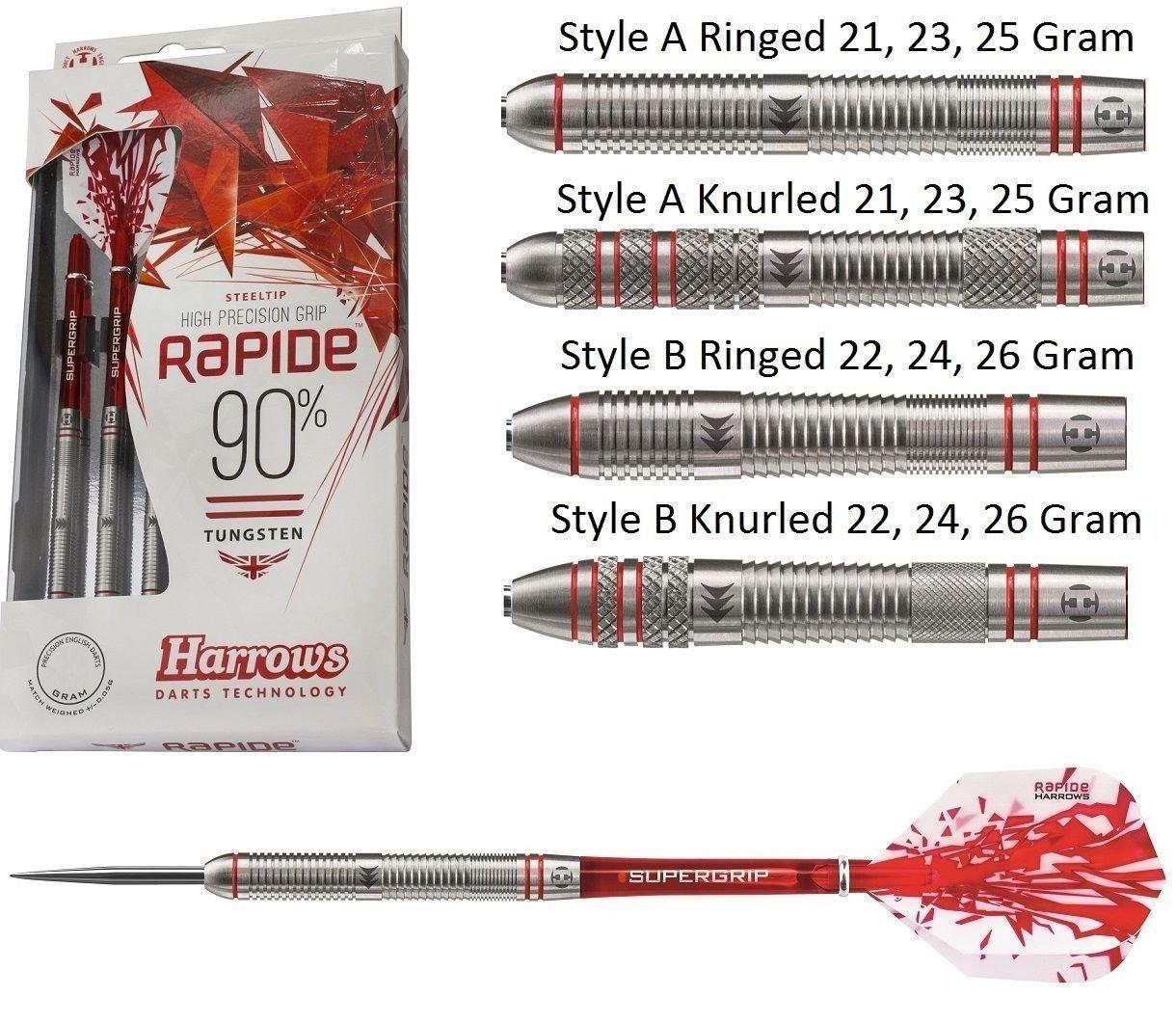 Harrows RAPIDE Darts