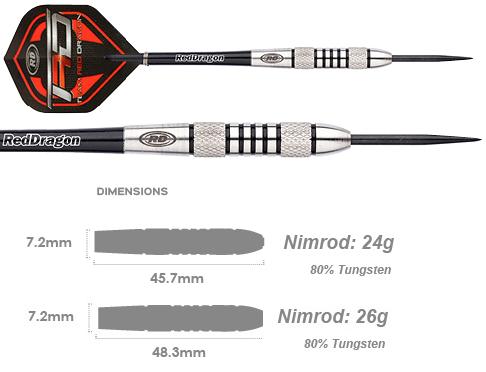 Nimrod Darts