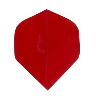 Plain RED Poly Flights