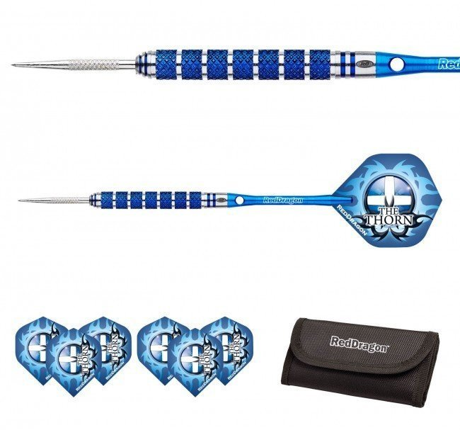 Robert THE THORN Thornton Blue Darts 26g