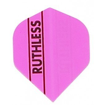 Ruthless Stripe - Solid Pink