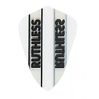 Ruthless Stripes White FANTAIL Flights