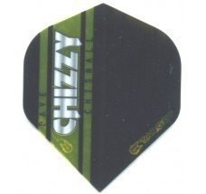 Target Dave 'CHIZZY' Chisnall Darts Flights NEW for 2015