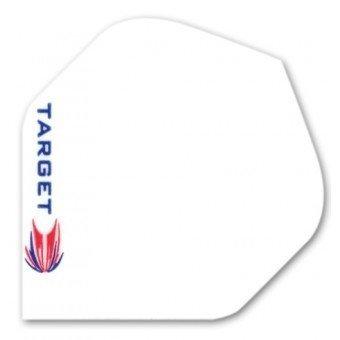Target Pro Darts FLIGHT - White