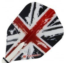 Target Pro Vision Darts Flights - Union Jack
