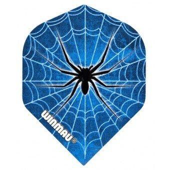 Winmau BLUE SPIDER Flights