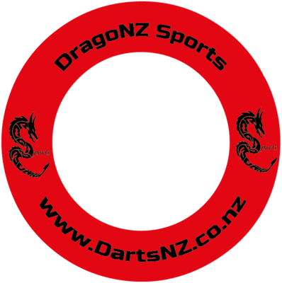 DragoNZ Sports Darts 1 Piece Surround
