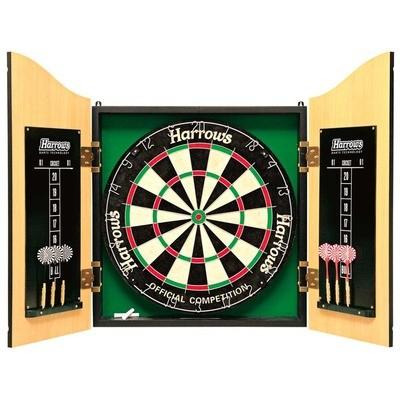 Harrows Pro Dartboard Cabinet