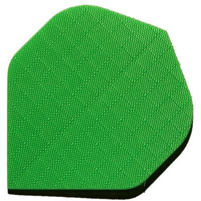 Rip Stop Neon Green Nylon Flights