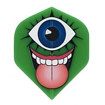 Ruthless Green Eye Tongue