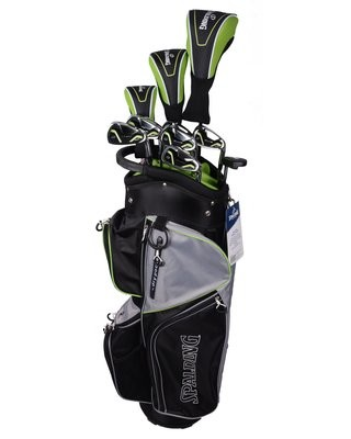 Spalding Elite Golf Set
