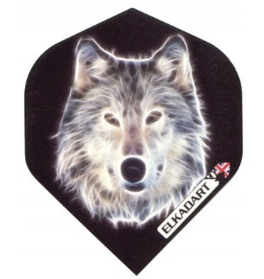 Elkadart Darts FLIGHT - Wolf