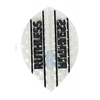 Ruthless Stripes Clear Dimplex PEAR Flights