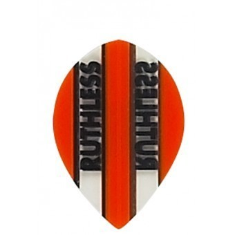 Ruthless Orange Stripes PEAR Flight