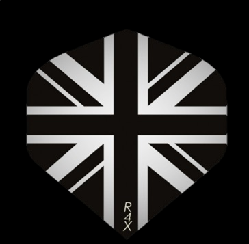 Ruthless R4X Silver Union Jack