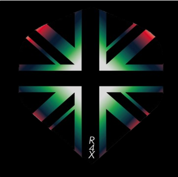 Ruthless R4X Green Union Jack