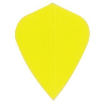 Plain Yellow KITE Flight